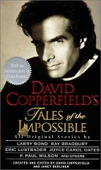 David Copperfield's Tales of the Impossible cover