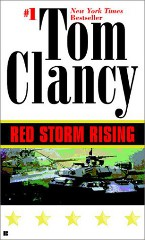 Red Storm Rising -- New Cover