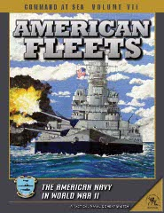 American Fleets game box