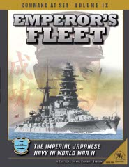 Emperor's Fleet game box